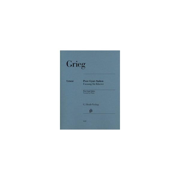Grieg, Edvard - Peer Gynt Suites, Opp 43 & 55