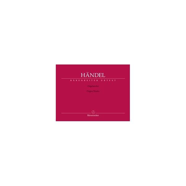 Handel, G F - Organ Works