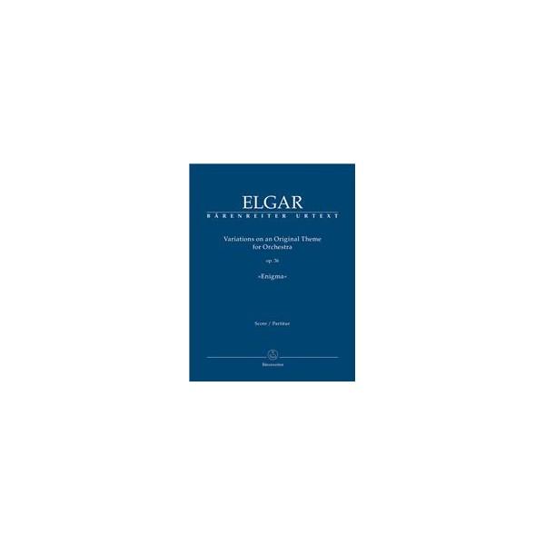 Elgar, Edward - Enigma Variations