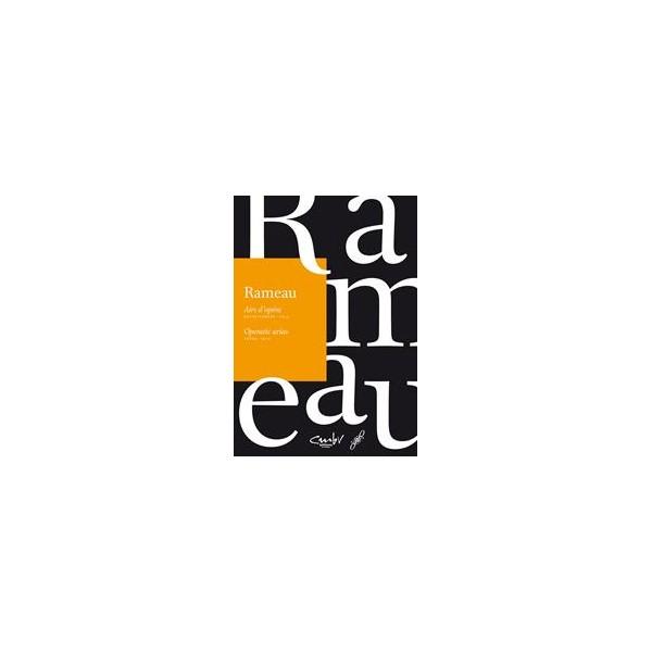 Rameau, Jean-Philippe - Operatic Arias Volume Two (Tenor)