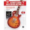 Alfreds Basic Rock Guitar Method Book Two
