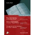 "Wolf, Steffen - Pathways to Singing: A German ""Vaccai"" Method"