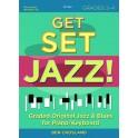 Get Set Jazz (New Book Only Version) Grades 2-4
