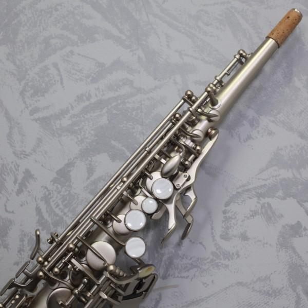 Trevor James Soprano Sax Horn 88