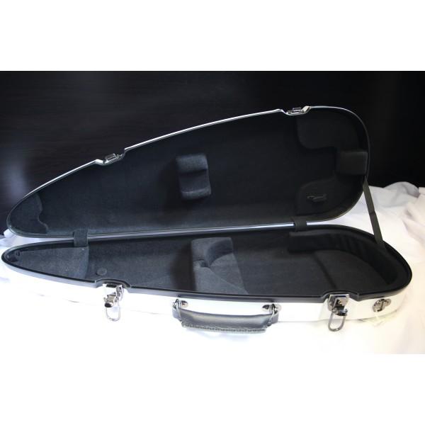 Sinfonica Rocket Violin Semi-Shaped Case