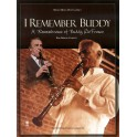 I Remember Buddy - Jazz Clarinet - play-a-long - Music Minus One