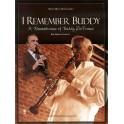 I Remember Buddy - Jazz Clarinet - play-a-long - Music Minus One