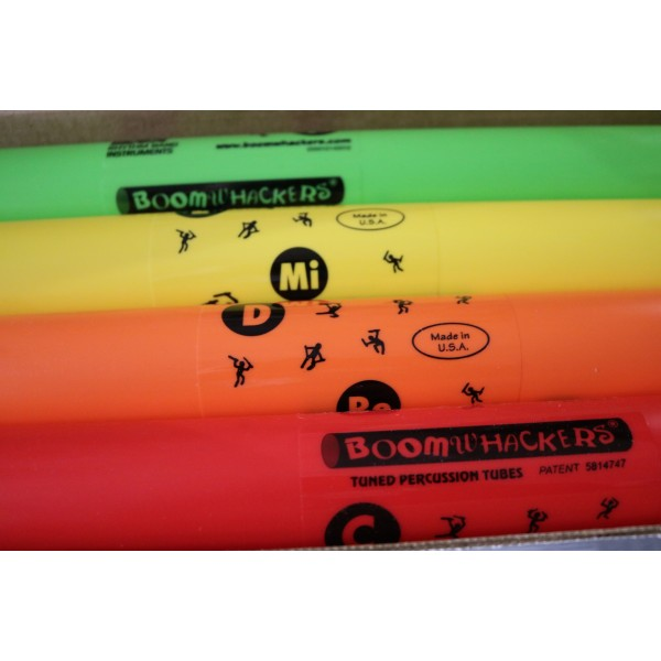 Boomwhacker Power Pack