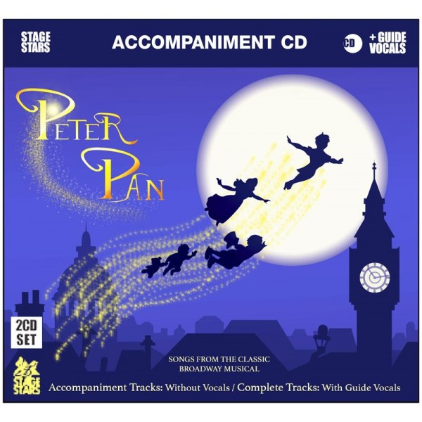 Peter Pan - Backing Tracks from the Musical - Stage Stars