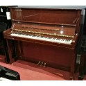 Schimmel C126T Upright Piano in Birds Eye Maple