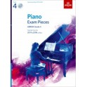 Piano Exam Pieces 2017 & 2018, ABRSM Grade 4, with CD  - Selected from the 2017 & 2018 syllabus  - Richard Jones