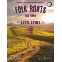 Folk Roots for Piano (Book & CD)