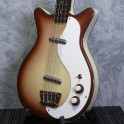 Danelectro '59 Long Scale Copper Burst Electric Bass Guitar