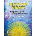 Rhythm First! Beginner's Guide to Jazz Impro