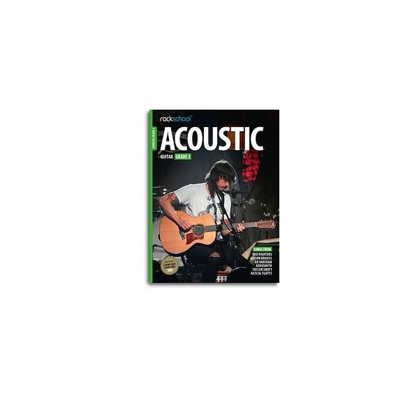 Rockschool Acoustic Guitar Grade Three (2016-)