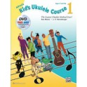Alfred's Kids' Ukulele Course - Level One