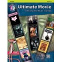 Ultimate Movie Instrumental Solos (Trumpet + CD)