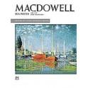 MacDowell, Edward - Sea Pieces, Op55
