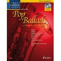 Pop Ballads for Tenor Saxophone
