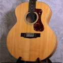Guild F2512e 12-string jumbo electro-acoustic guitar