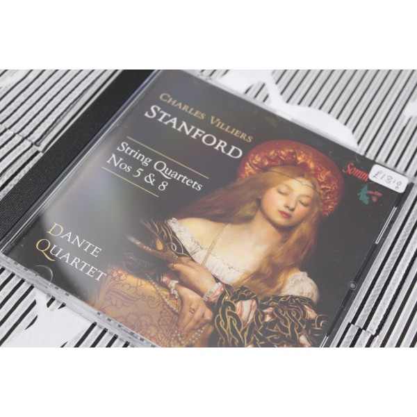 Stanford, C. V. - String Quartets Nos 5 & 8