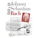 New Illustrated Lives of the Great Composers: Bach (Book & CD)