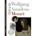 New Illustrated Lives of the Great Composers: Mozart (Book & CD)