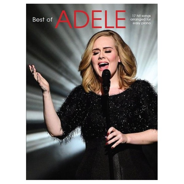 The Best Of Adele (Easy Piano)