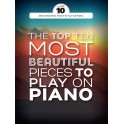 The Top Ten Most Beautiful Pieces To Play On Piano -