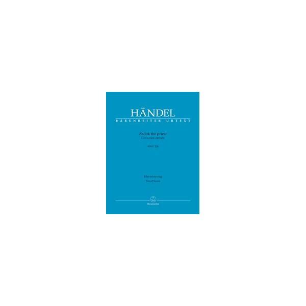 Handel, G F - The King Shall Rejoice (Coronation Anthem, HWV260)