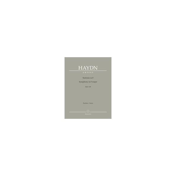 Haydn, Franz J - Symphony Nº9 in F major, Hob I:89