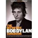 The Definitive Bob Dylan Songbook (Small Format) - Dylan, Bob (Artist)