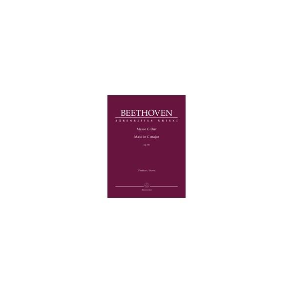 Beethoven, Ludwig van - Mass in C major, Op86