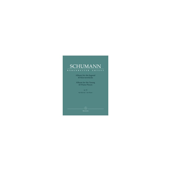 Schumann, Robert - Album for the Young op. 68.