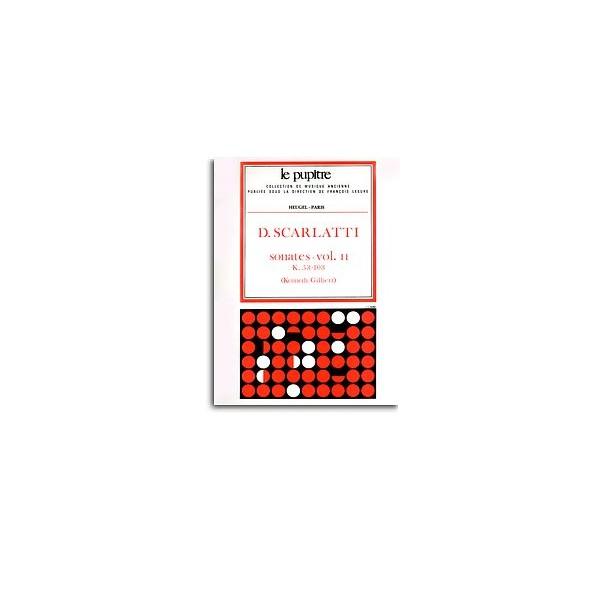 Scarlatti, Domenico - Sonatas Volume 2