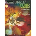 Jazz Play-Along Volume 178: Jazz/Funk - 9 Favorite Tunes (Book/Online Audio) -