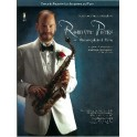 Romantic Pieces for Alto Saxophone - Music Minus One Play-a-long Edition