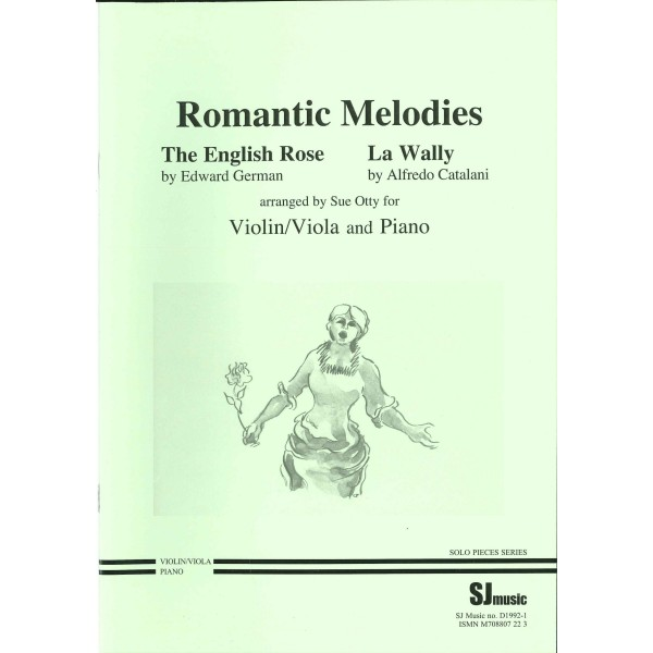 German & Catalani - Romantic Melodies