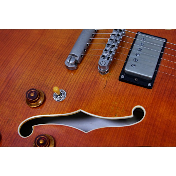 Eastman T59/V Antique Series Thinline Semi-Acoustic