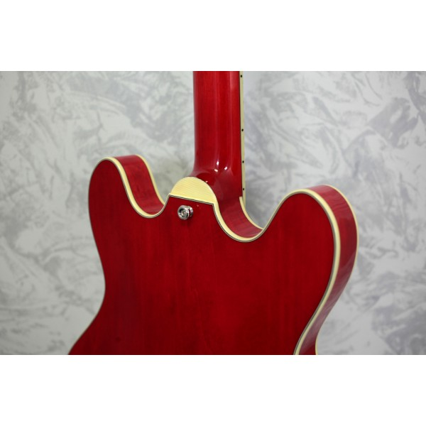 Eastman T386 Red Thinline Semi-Acoustic