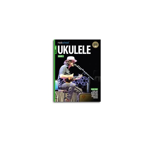 Rockschool Ukulele, Grade Three