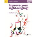 New Improve Your Sight-Singing Grades 4-5 - Paul Harris