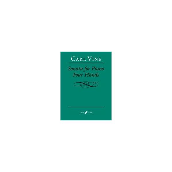 Vine, Carl - Sonata for Piano Four Hands