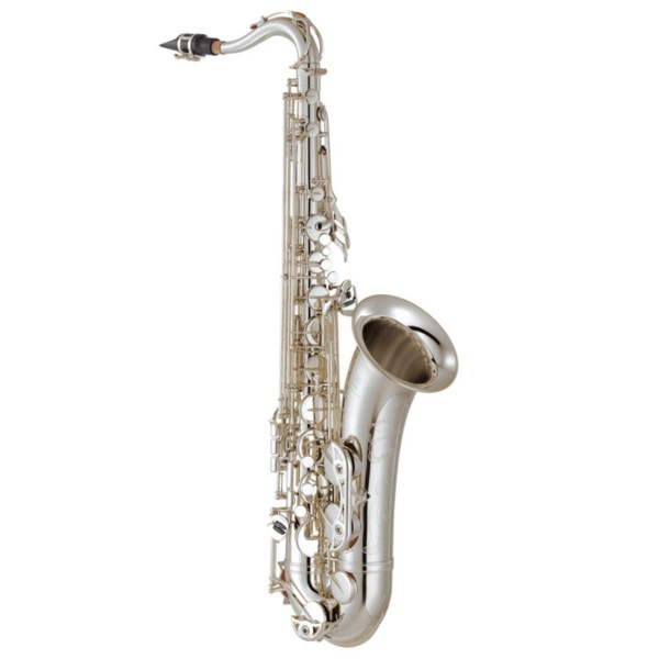 Yamaha YTS62 Silver Plate Tenor Sax Outfit