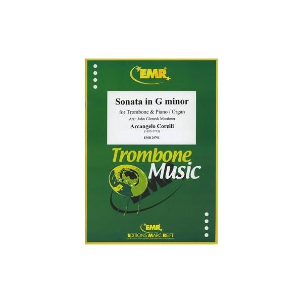 Corelli, Arcangelo - Sonata in G minor (Trombone & Piano)