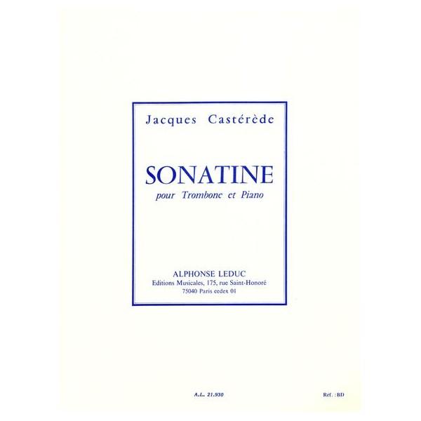Casterede, Jacques - Sonatine