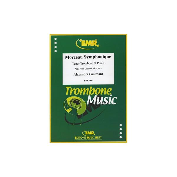 Guilmant, Alexandre - Morceau Symphonique (Trombone & Piano)