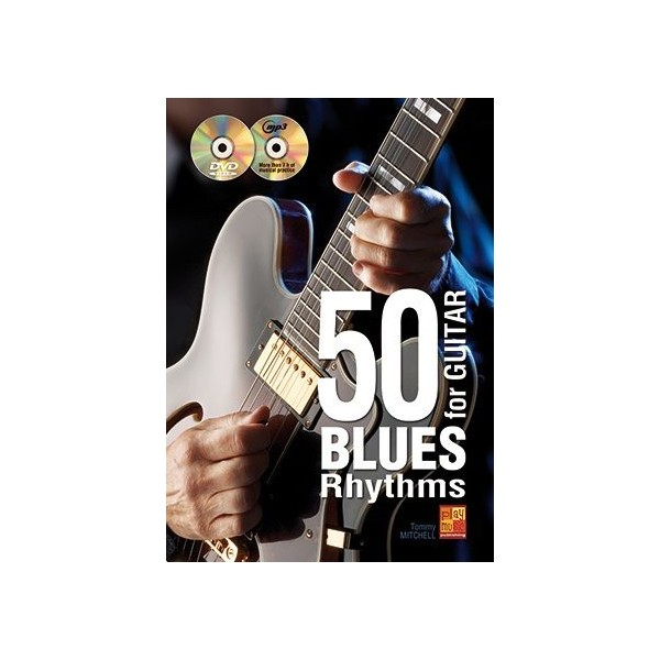 Mitchell, Tommy - 50 Blues Rhythms for Guitar