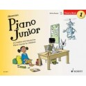 Piano Junior: Theory Book One