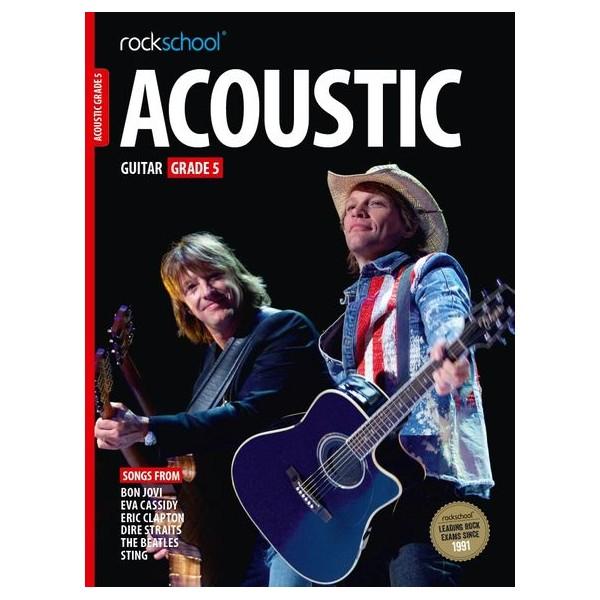 Rockschool Acoustic Guitar (2016) Grade Five